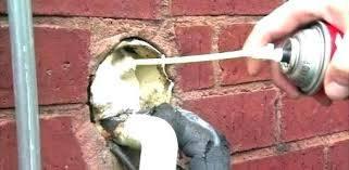 pipe sealing